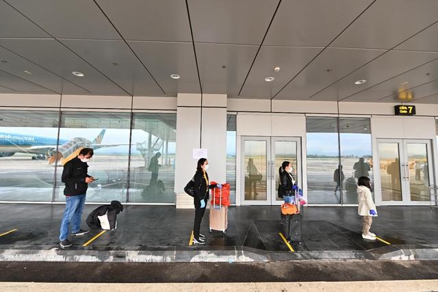 Sân bay Vân Đồn và đóng góp thầm lặng của doanh nghiệp tư nhân trong đại dịch Covid -19 - Ảnh 2.