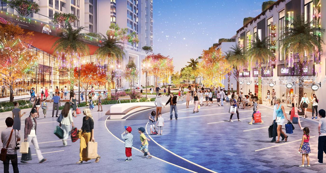 Ecopark sắp có tuyến phố đi bộ phong cách Hàn Quốc dài bậc nhất Việt Nam - Ảnh 3.