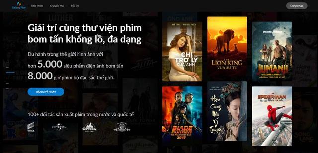 Nền tảng giải trí điện ảnh online hàng đầu VN làm giới trẻ chao đảo với giao diện mới - Ảnh 2.