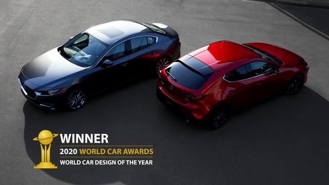 Vì sao Mazda3 2020 trở thành Xe đẹp nhất thế giới? - Ảnh 1.