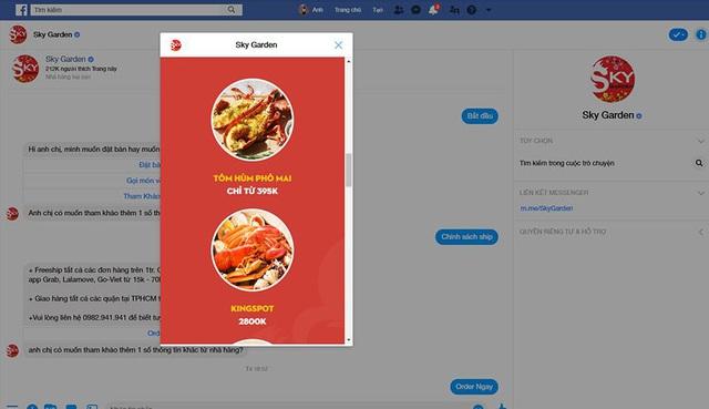 Bizfly Nhà Hàng- Giải pháp bán hàng online, tăng thu giảm chi hiệu quả cho nhà hàng Việt mùa Covid-19 - Ảnh 3.