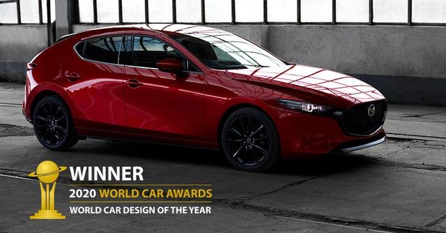 Vì sao Mazda3 2020 trở thành Xe đẹp nhất thế giới? - Ảnh 5.