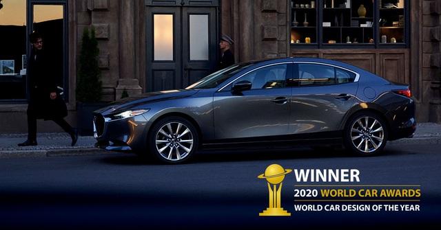 Vì sao Mazda3 2020 trở thành Xe đẹp nhất thế giới? - Ảnh 6.