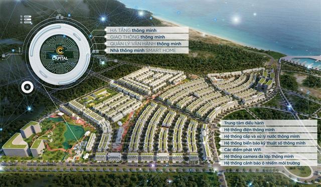 Hé lộ ban đầu về tính năng thông minh tại Meyhomes Capital Phú Quốc - Ảnh 1.