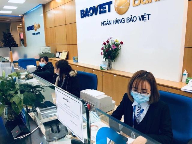 BAOVIET Bank năm 2019 tăng thu lãi từ hoạt động dịch vụ - Ảnh 1.