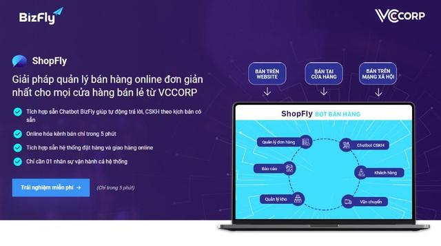 Shopfly - Giải pháp quản lý bán hàng, kích hoạt online chỉ trong 5 phút - Ảnh 1.