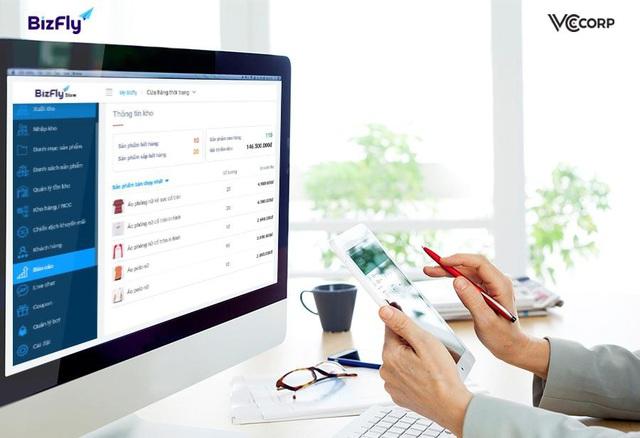 Shopfly - Giải pháp quản lý bán hàng, kích hoạt online chỉ trong 5 phút - Ảnh 3.