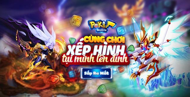 Game Poki Mobile chính thức Alpha Test lần 2, ấn định ra mắt ngày 5/5 - Ảnh 1.