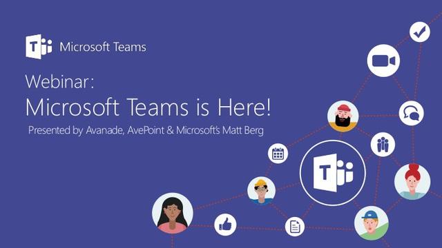 Duy trì năng suất hiệu quả làm việc với Microsoft Teams - Ảnh 1.
