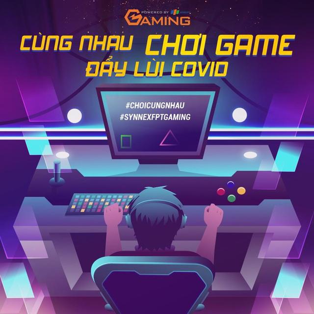 18 cộng đồng gaming sôi sục với phong trào #ChoiCungNhau - Ảnh 5.