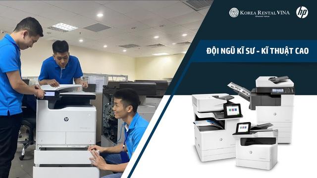 Thuê thiết bị in ấn - giải pháp tạm thời, lợi ích dài lâu - Ảnh 1.