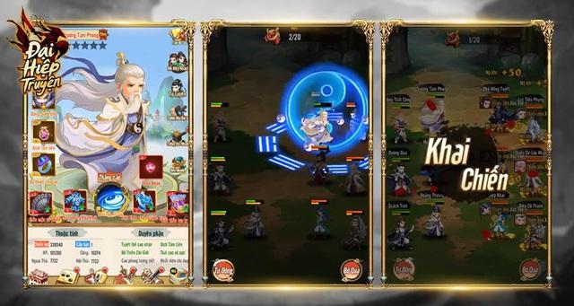 Điểm danh ngay các sự kiện nhận quà và đua top khốc liệt mà dân chơi Đại Hiệp Truyện sẽ được tham gia - Ảnh 5.
