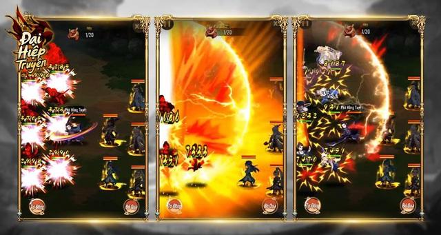 Điểm danh ngay các sự kiện nhận quà và đua top khốc liệt mà dân chơi Đại Hiệp Truyện sẽ được tham gia - Ảnh 6.