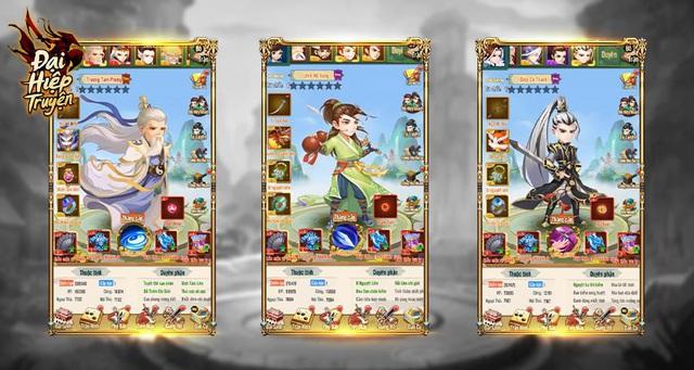 Điểm danh ngay các sự kiện nhận quà và đua top khốc liệt mà dân chơi Đại Hiệp Truyện sẽ được tham gia - Ảnh 7.