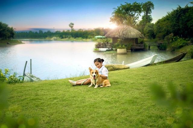 Bên trong đại công viên sinh thái lớn bậc nhất phía Đông Hà Nội có gì? - Ảnh 4.