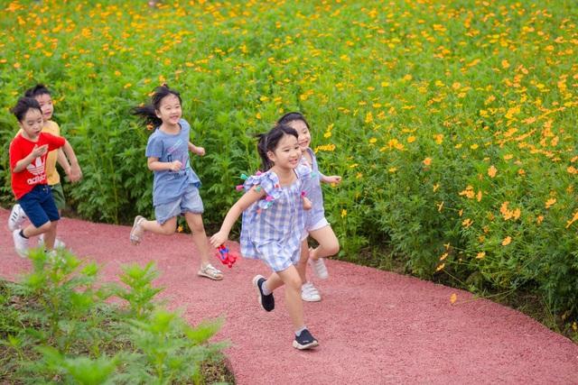 Bên trong đại công viên sinh thái lớn bậc nhất phía Đông Hà Nội có gì? - Ảnh 7.
