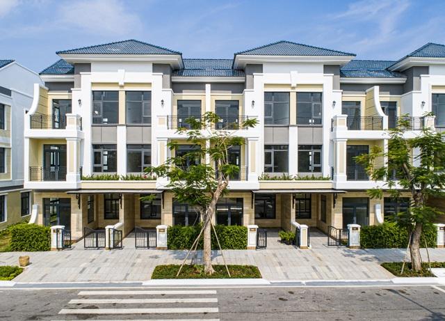 """Bất động sản nhà liên kế và không gian sống xanh """"lên ngôi"""" - Ảnh 1."""