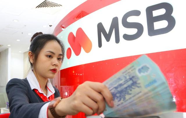 MSB đạt lợi nhuận gần 290 tỷ đồng trong Quý I/2020 - Ảnh 1.