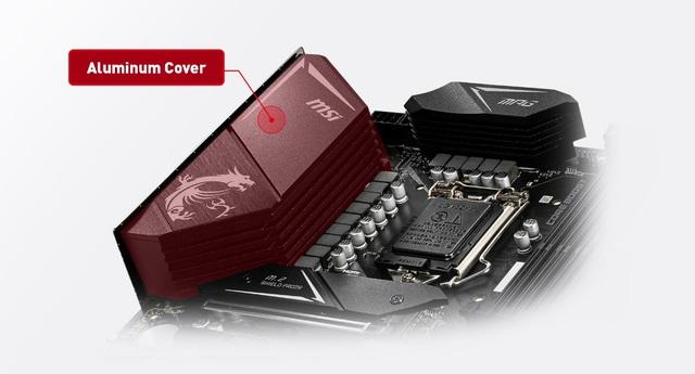 MSI giới thiệu sản phẩm bo mạch chủ thế hệ mới hỗ trợ vi xử lí Intel Core I thế hệ thứ 10 - Ảnh 3.
