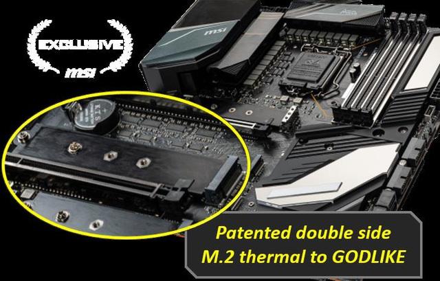 MSI giới thiệu sản phẩm bo mạch chủ thế hệ mới hỗ trợ vi xử lí Intel Core I thế hệ thứ 10 - Ảnh 4.