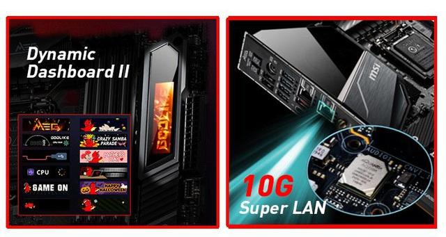 MSI giới thiệu sản phẩm bo mạch chủ thế hệ mới hỗ trợ vi xử lí Intel Core I thế hệ thứ 10 - Ảnh 6.
