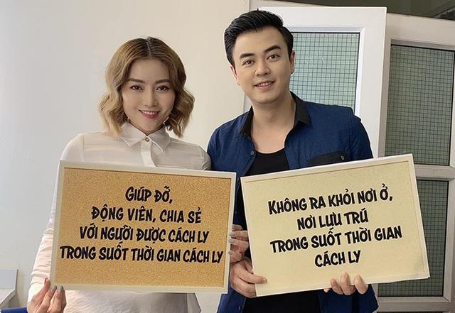 Những ngày không quên: Màn crossover đỉnh cao của phim Việt trong cuộc chiến chống dịch - ảnh 3