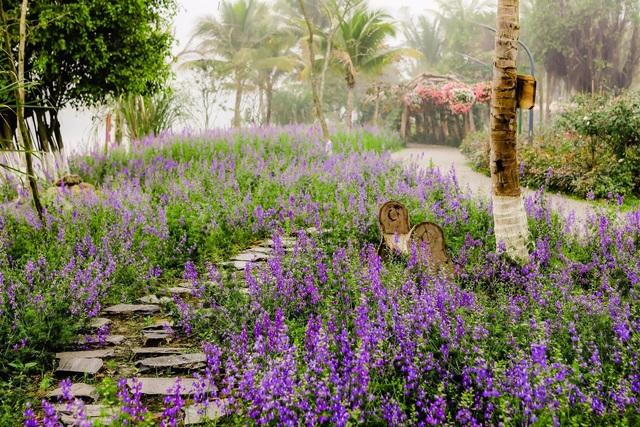 Vẻ đẹp hấp dẫn của Ecopark trong phút giao mùa - Ảnh 9.