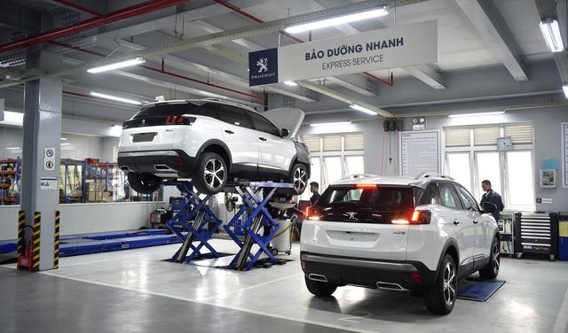 Khách hàng nhận được gì từ dịch vụ tiêu chuẩn toàn cầu tại Peugeot Việt Nam - Ảnh 2.