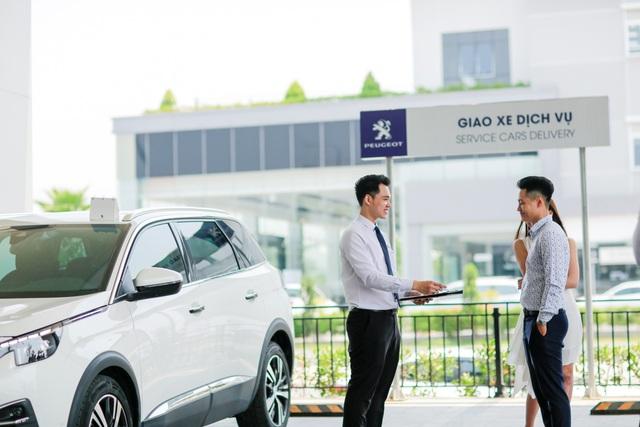 Khách hàng nhận được gì từ dịch vụ tiêu chuẩn toàn cầu tại Peugeot Việt Nam - Ảnh 5.