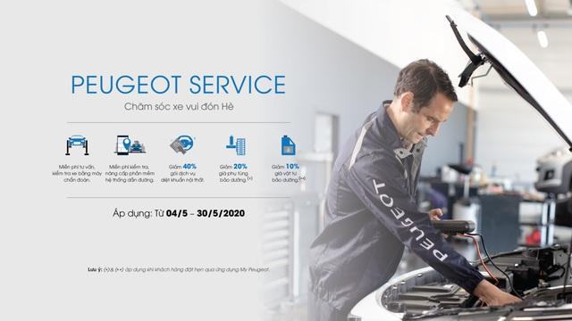 Khách hàng nhận được gì từ dịch vụ tiêu chuẩn toàn cầu tại Peugeot Việt Nam - Ảnh 6.
