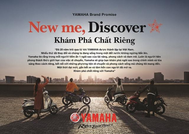 New Me, Discover: Khi Yamaha đi tìm chất riêng, phá vỡ các ranh giới truyền thống cho giới trẻ Việt Nam - Ảnh 3.