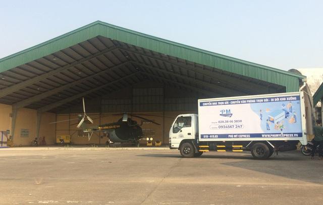 Phú Mỹ Express cung cấp dịch vụ chuyển văn phòng chuyên nghiệp tại TPHCM - Ảnh 1.