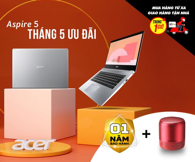 3 lý do dân văn phòng nên mua ngay laptop Acer Aspire 5 - Ảnh 4.