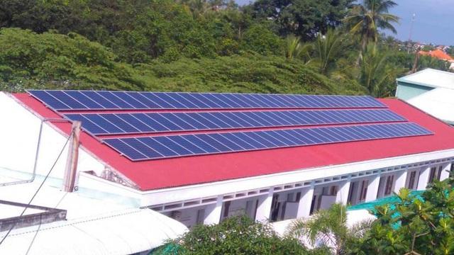 Chính phủ và EVN: khuyến khích phát triển điện mặt trời - Ảnh 2.
