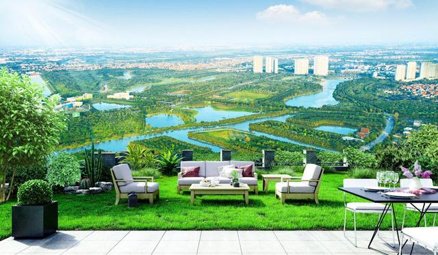 Triển khai loạt tiện ích độc đáo ở Hà Nội tại tòa tháp cao cấp nhất Ecopark