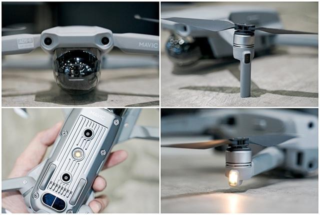 DJI Mavic Air 2 phiên bản Fly More Combo: Thông minh hơn, pin tốt hơn và nhiều phụ kiện hơn - Ảnh 7.