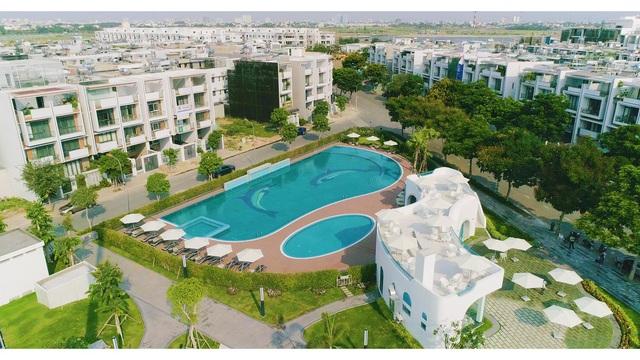 Van Phuc City khu đô thị kiểu mẫu ở Khu Đông, TP.HCM - Ảnh 1.