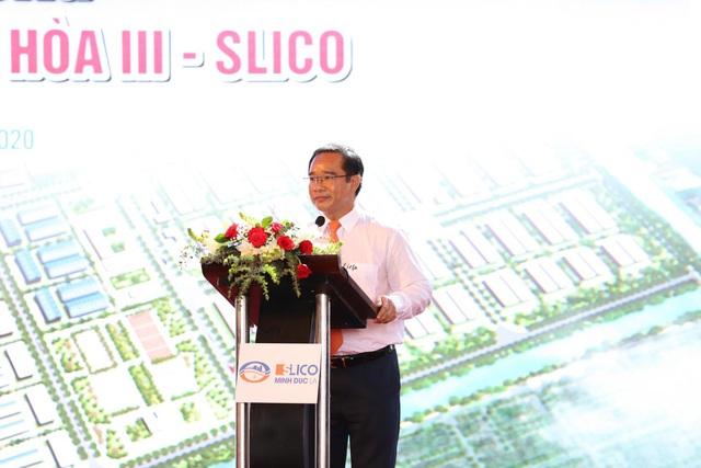Chính thức khởi công dự án Khu công nghiệp Đức Hòa III – SLICO - Ảnh 1.