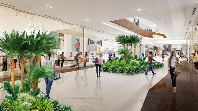 Triển khai tuyến phố đi bộ như trong sân bay Changi giữa lòng toà tháp cao cấp nhất Ecopark - Ảnh 4.