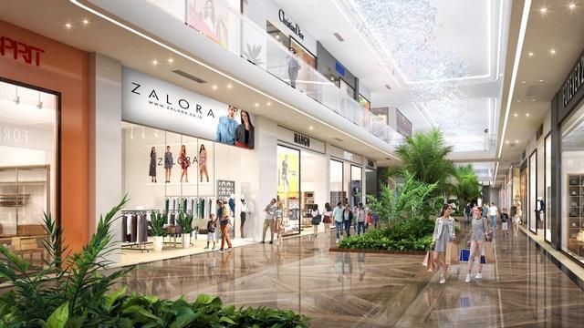Triển khai tuyến phố đi bộ như trong sân bay Changi giữa lòng toà tháp cao cấp nhất Ecopark - Ảnh 5.