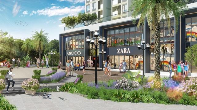 Triển khai tuyến phố đi bộ như trong sân bay Changi giữa lòng toà tháp cao cấp nhất Ecopark - Ảnh 7.