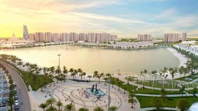 Tòa tháp trái tim Vinhomes Ocean Park - bán hết 50% số căn hộ chỉ trong vòng 60 phút - Ảnh 3.