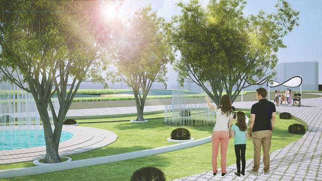 Ra mắt khu dân cư kiểu mẫu ven sông cạnh trung tâm Phan Thiết - Ảnh 1.