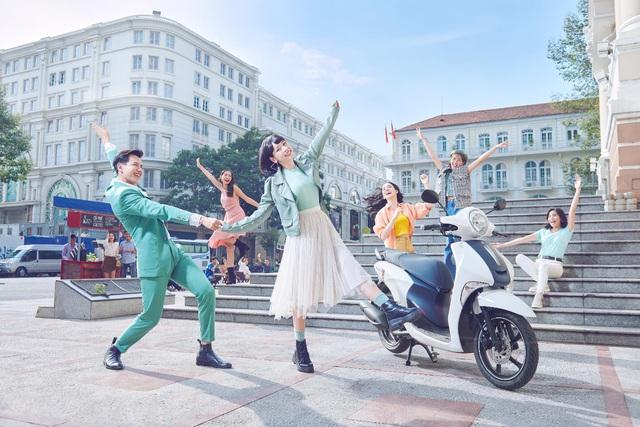 """Yamaha tung ưu đãi """"khủng"""" nhân dịp Grande trở thành xe tay ga tiết kiệm xăng số 1 Việt Nam - Ảnh 4."""