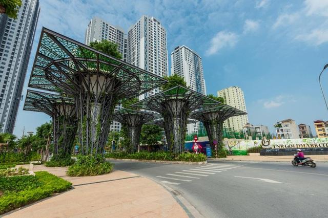 TNR Goldmark City hấp dẫn với chính sách cho khách mua căn hộ diện tích lớn - Ảnh 1.