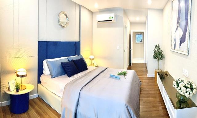 Nhà mẫu d'Lusso đón hàng trăm khách tham quan, tín hiệu vui cho thị trường căn hộ - Ảnh 2.