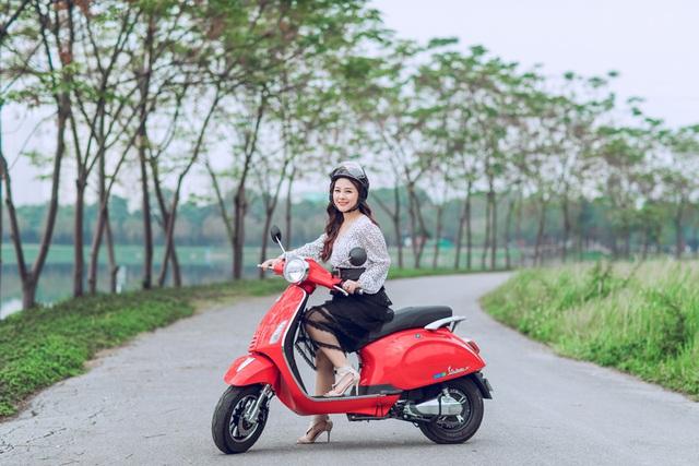 Khám phá Anbico ValerioX - Xe máy điện cho giới trẻ Việt - Ảnh 2.
