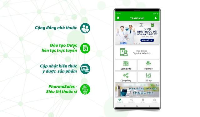 """Tiên phong tại Việt Nam: Thấy gì qua MXH """"n trong 1"""" PharmaCom dành cho nhà thuốc? - Ảnh 1."""