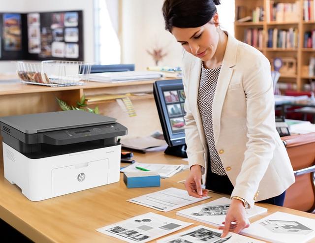 Giải pháp in HP Laser với mức giá tiết kiệm cho doanh nghiệp nhỏ - Ảnh 3.