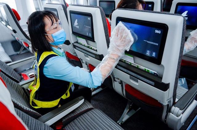 """Ngành hàng không khôi phục """"mạch máu"""" nền kinh tế - Ảnh 2."""